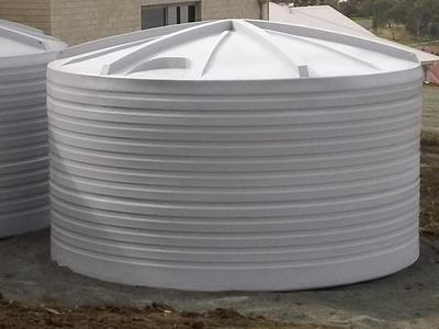 5500 gallon rural rainwater tank Sunshine Coast