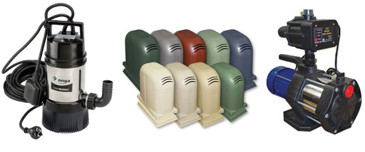 Popular Brisbane rainwater tank pumps and covers