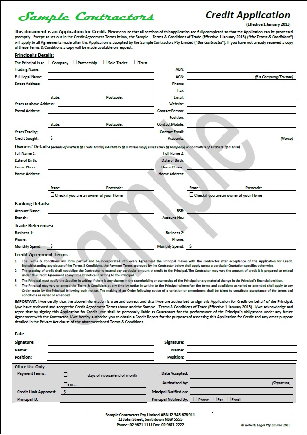 Trade Contract Template Purchase Contract TemplateEmployee Non – Trade Contract Template