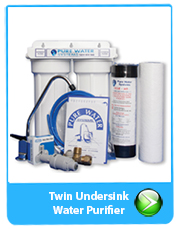 Pure Water Systems Twin Undersink water purifier