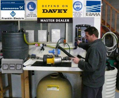 NCPW Pump Repair Workshop