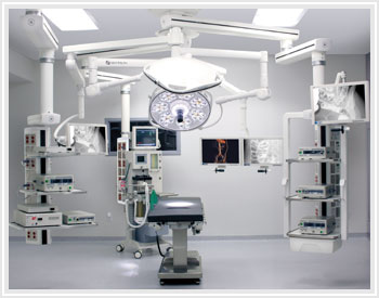 Surgical Pendant Systems
