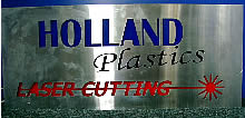 CNC Laser Cut Steel, timber plastic