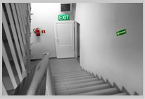 Fire Evacuation Exit