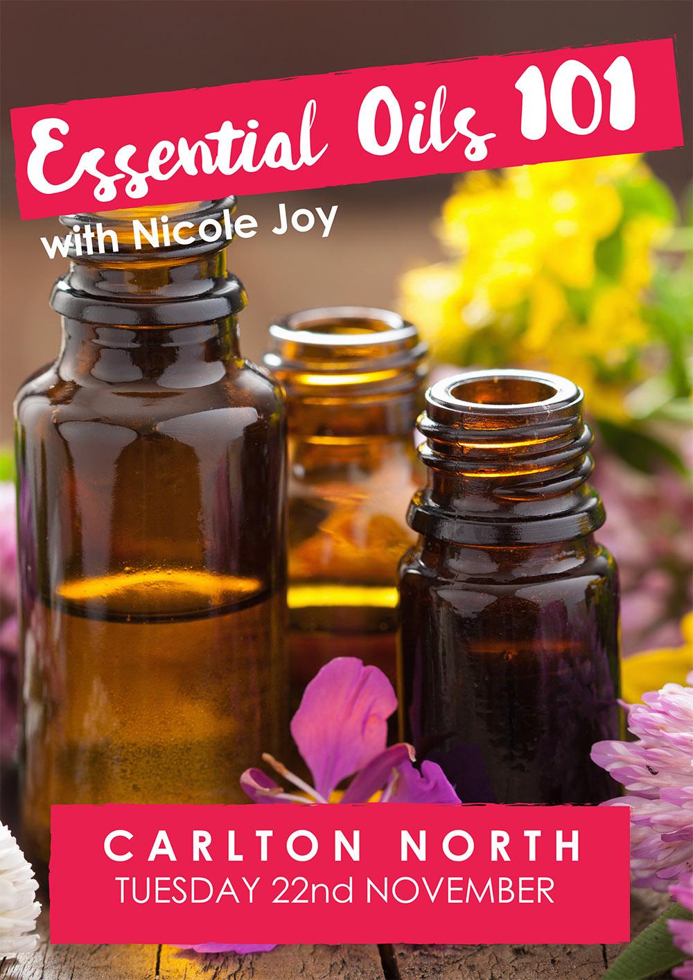 melboure doterra essential oil classes