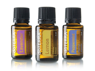 essential oils doterra healthy