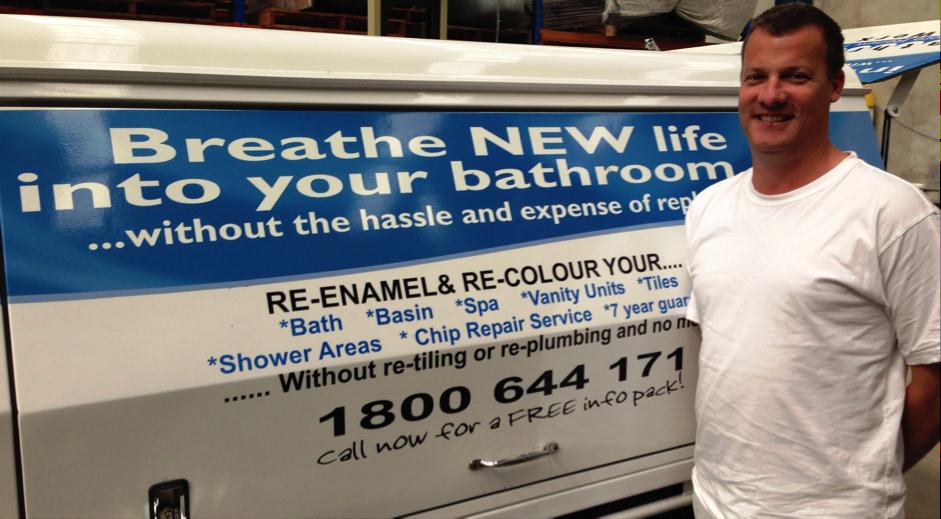 bathroom resurfacing Gold Coast