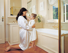 Bath re-enamelling service