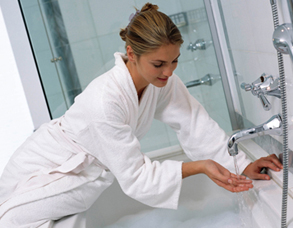 Cost-effective bathroom solutions