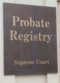 Probate Registry