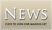 News - Click to join our mailing list