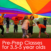 Fun Sports for 4-6 year olds