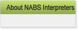 About NABS Interpreters