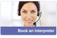 Book an Interpreter