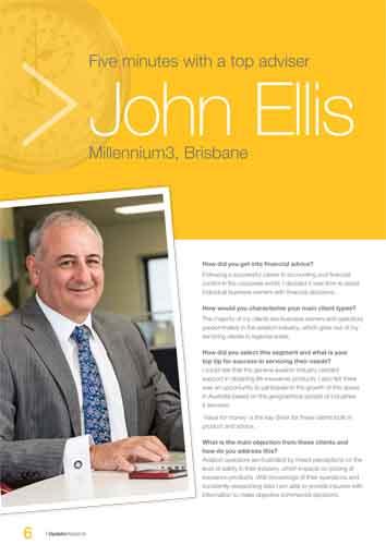 Pilot Life Insurance | John Ellis
