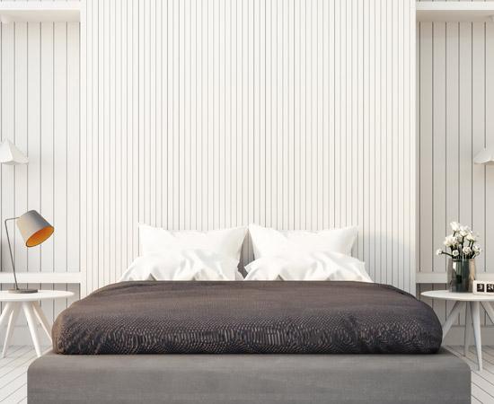 Minimalist Bedroom Header Image