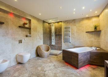 Day Spa Bathroom Design