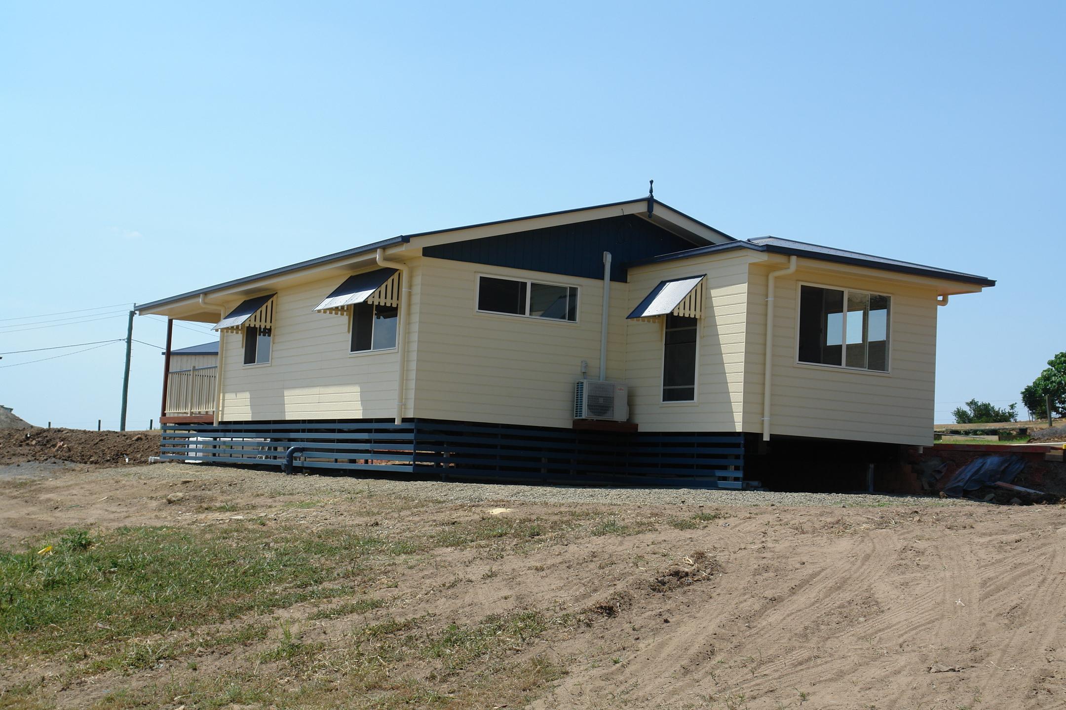 Modular home, granny flat, prefabricated home