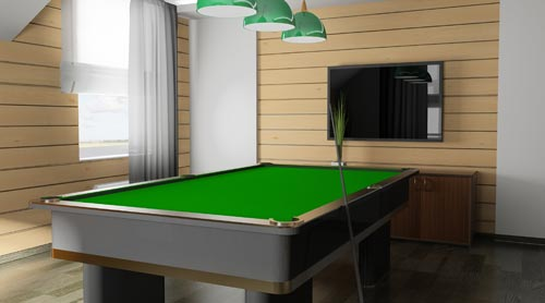 Man Cave (Pool Room) Granny Flat