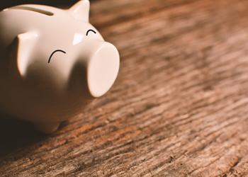 A Happy Piggy Bank