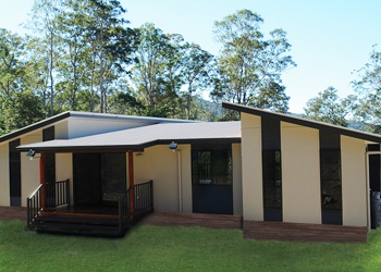 Modern Modular Home