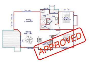 Granny Flat Plan Approval