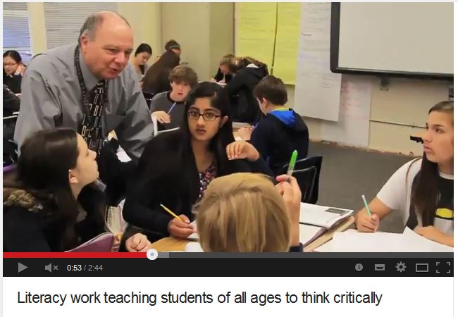 multiple perspectives building critical thinking skills