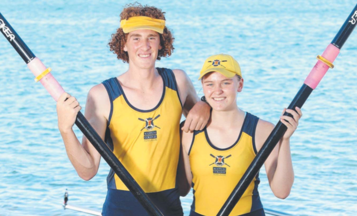 Scotch College Rowing