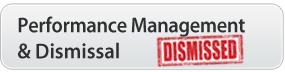 Performance Management & Dismissal