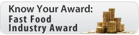 Fast Food Industry Award