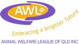 Animal Welfare League of Qld Inc Logo