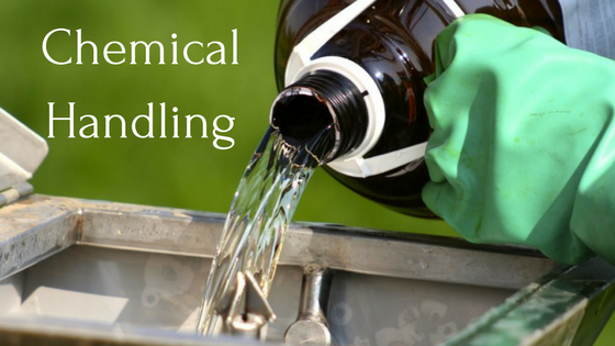 Safe Chemical Handling On Small Farms