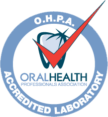 ORAL HEALTH - Accredited Laboratory Logo