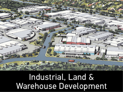 Industrial, Land & Warehouse Development