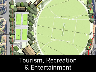 Tourism, Recreation & Entertainment