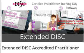 Extended DISC Level 1 Accredited Practitioner Training at Talent Tools