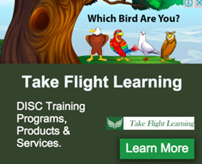 Take Flight Learning - Taking Flight with DISC at Talent Tools