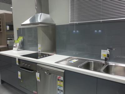 Acrylic Splashbacks Bathroom And Kitchens Diy