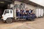 Barossa Bottling Services team