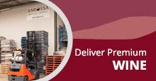 Deliver Premium Wine