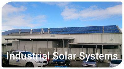 industrial solar gold coast