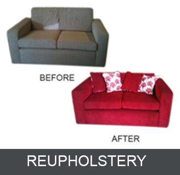 REUPHOLSERY
