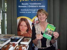 Poet Caroline Glen