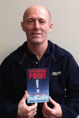 Author Danny McAllister