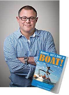 Author Darren Finkelstein