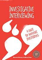 Investigative Interviewing by Harriet Stacey & Alison Page