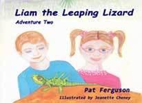 Liam the Leaping Lizard Bk 2 by Pat Ferguson