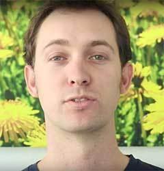 Author Luke McKenna