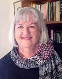 Author Robyn Arrowsmith