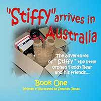 Stiffy Arrives in Australia by Stephen James
